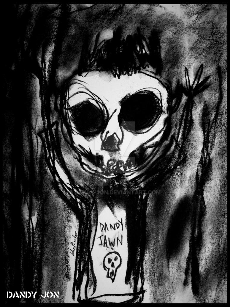 Oddity: Absurdist Spook by Dandy-Jon