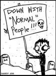 Death Boy: Normality