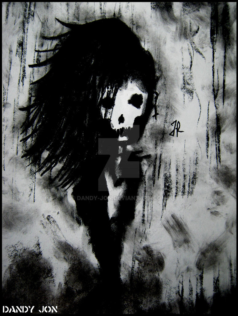Deathrock Becomes Her by Dandy-Jon