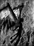 Dark Angel Takes Flight