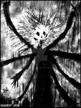 Spider Daemonic Cenobite
