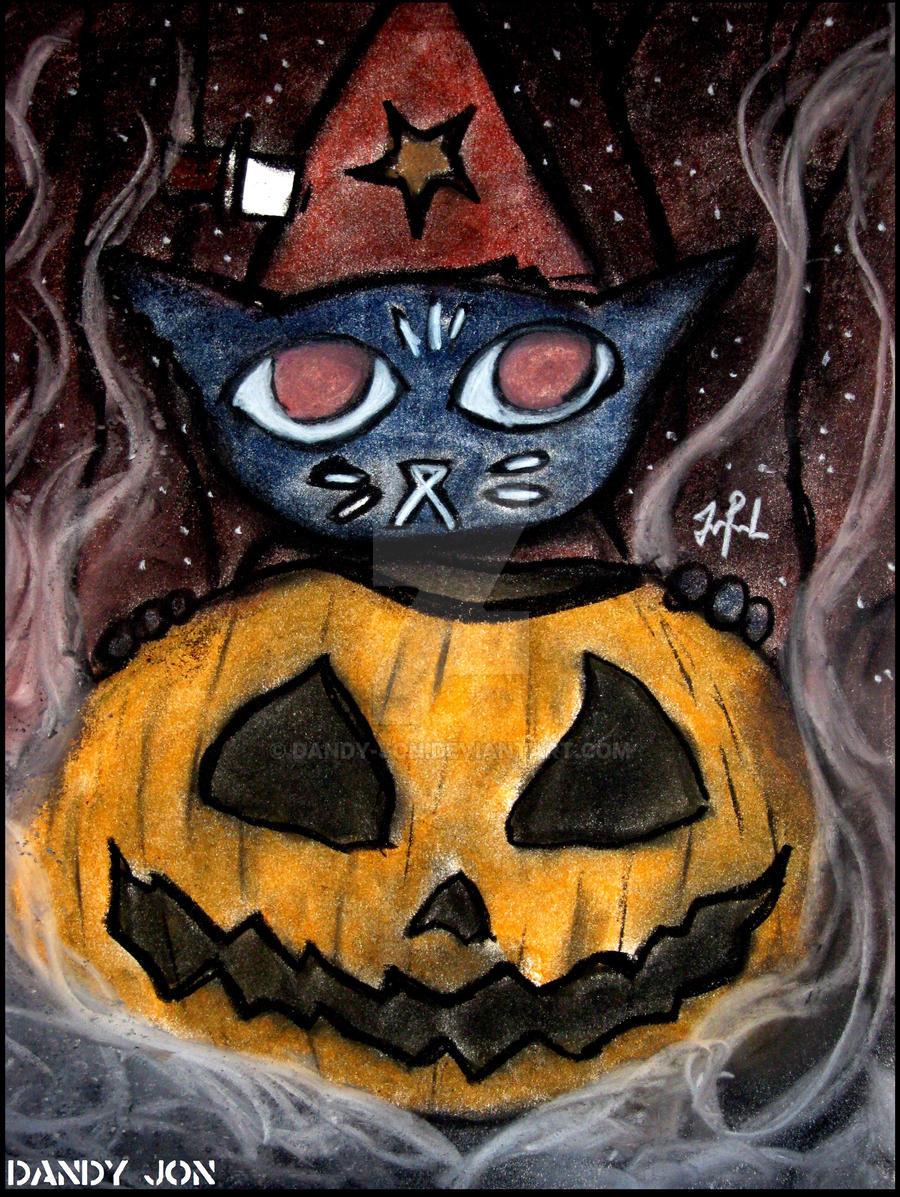 31 Days of Halloween: Day 30 by Dandy-Jon