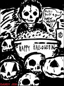 Spooktober 11: Death Boy / Horror Movies
