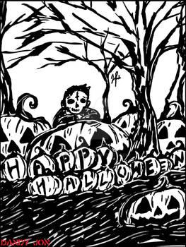 Spooktober 31: Death Boy / Happy Halloween!