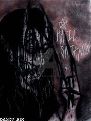 Satanic Metalhead by Dandy-Jon