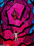 Ace of Swords / Arcanum Dreams by Dandy-Jon