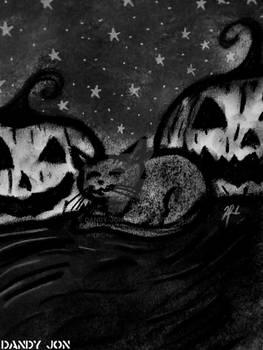The Halloween Kitty