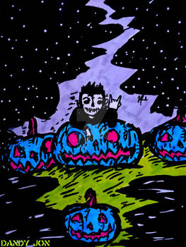Death Boy: The Pumpkin Patch