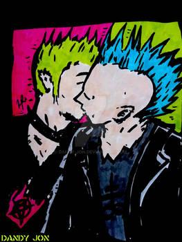 Queer Punk Rock Love