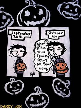 September 30th / October 1st