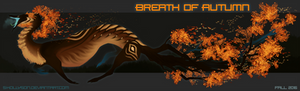 Design Auction: Breath of Autumn (CLOSED)