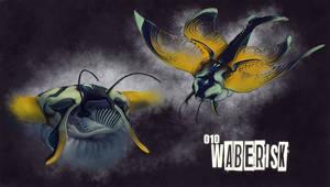 MMM 010: WABERISK by Skollyson