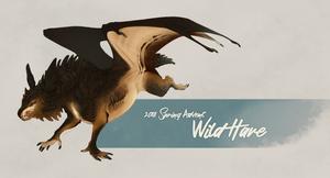 Advent: Spring 2018 - Wild Hare