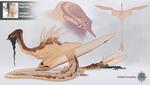 C: Abstract Art-based Creature for JoshieMatt
