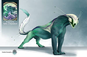 C: Tobymadison1 Paint Art Creature Design