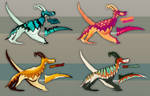 Adopts: Harlequin Wyverns (CLOSED)