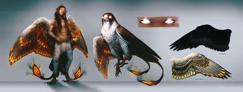 C: Harpy Design for Isilzheha