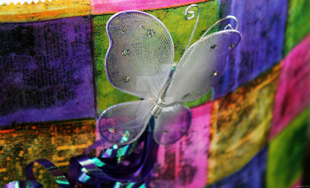 120806 Patchwork Butterfly A by TalizmynVox