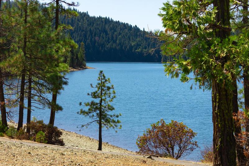 20190921 Sugar Pine Reservoir 09