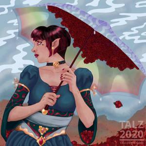 2020 May 12: The Rose Umbrella