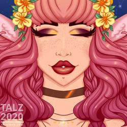 20200602 FallNSkye's DTIYS Challenge (Detail)