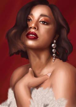 One Week Portrait Challenge: September 2020