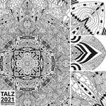 March 2021: Mandala Close-up