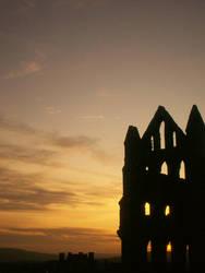 whitby abbey by fangrl62