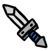 TLoZ: Betrayal's Witness - Steel Sword by JabuJabule