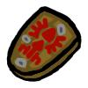 TLoZ: Betrayal's Witness - Wooden Shield by JabuJabule
