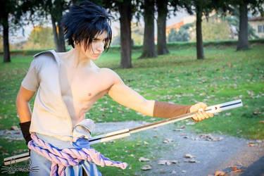 Sasuke Uchiha by MichCosplay