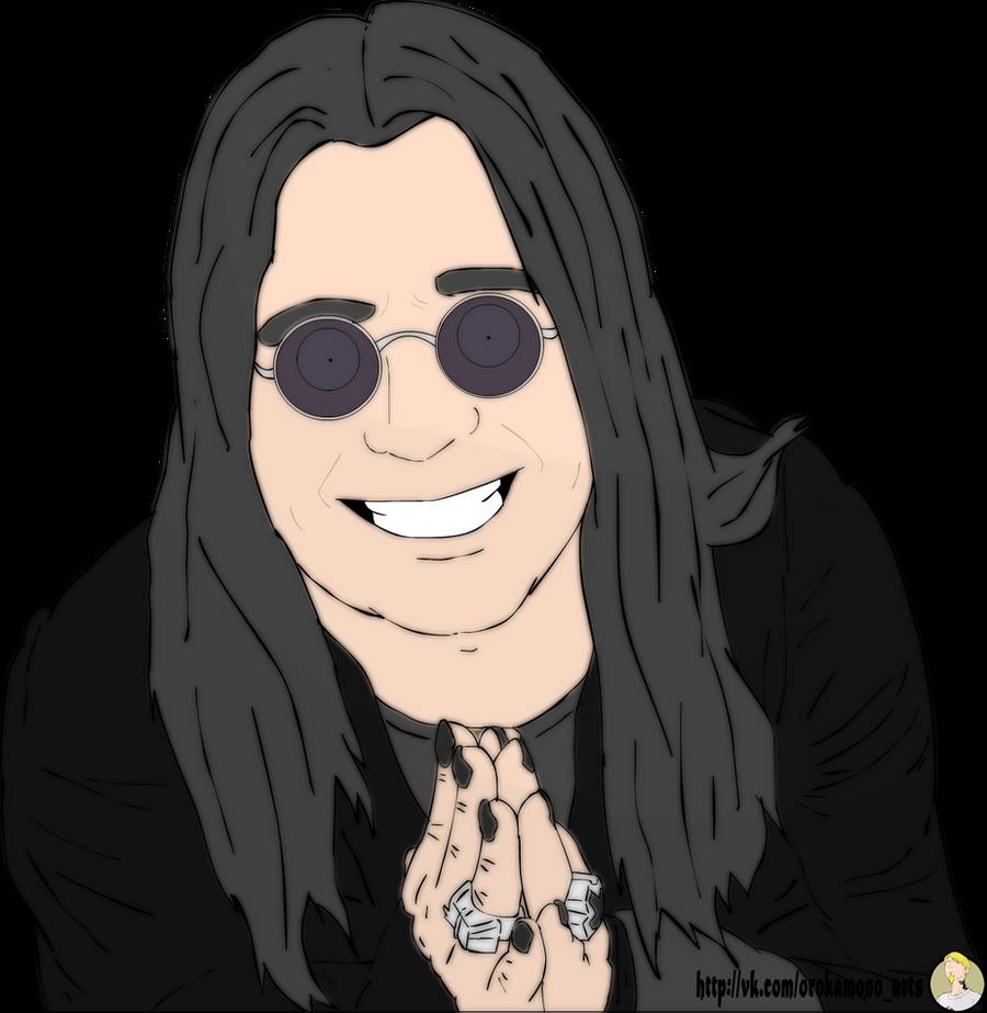Ozzy Osbourne By Evildebil On Deviantart