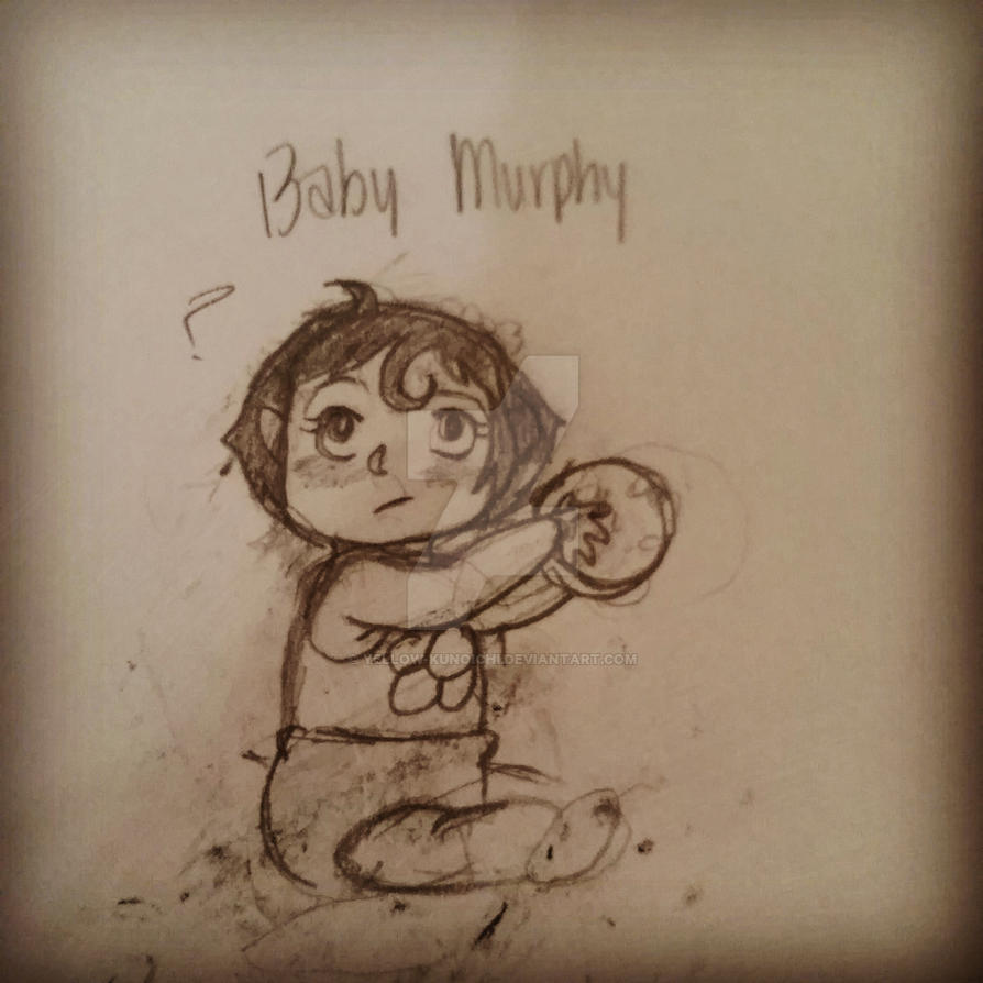 Baby Murphy by Yellow-kunoichi