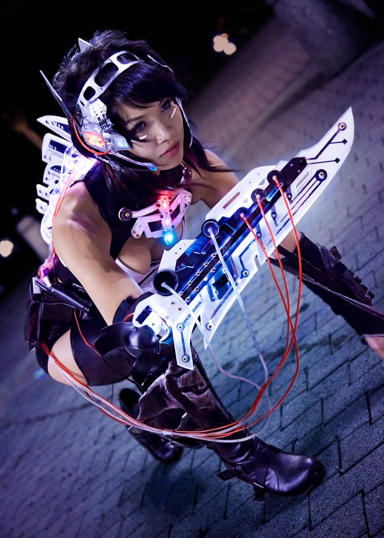 Cyberpunk, build 2.0 by melell