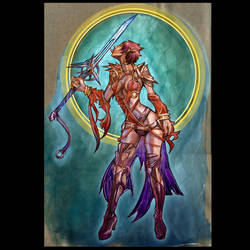 Swordlicker V016 by melell