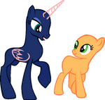 MLP Base: Friends with the Princess