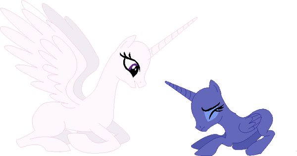 MLP Base: Alicorn Sisters By Yaribases On DeviantArt