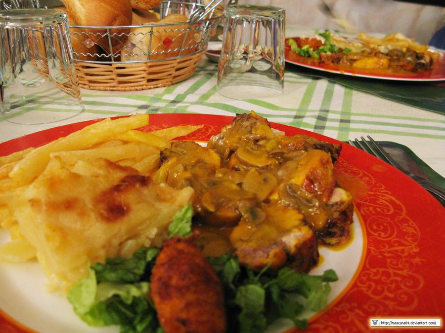 Algerian food by mascara84 on deviantart for Algerian cuisine