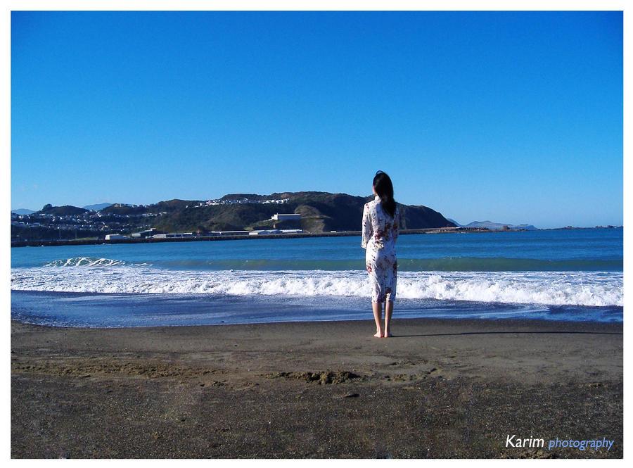 The Sea Girl by mascara84