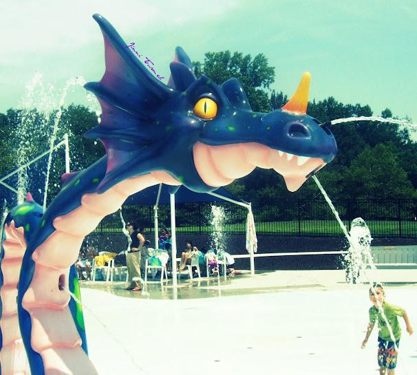 Water Dragon by Blackmystik