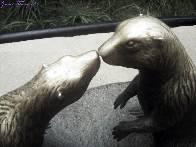 A Kiss by Blackmystik