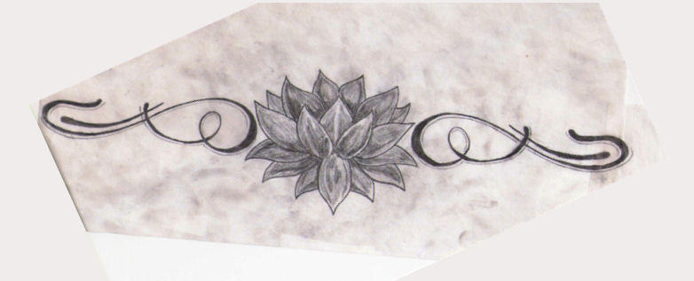 Tattoo images by thomas kirk original tattoo king blog lotus tattoos lotus tattoos lotus lower back tattoo mightylinksfo