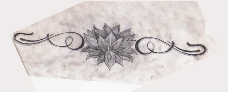 Lotus Lower Back Tattoo By Baby Girl82 On Deviantart