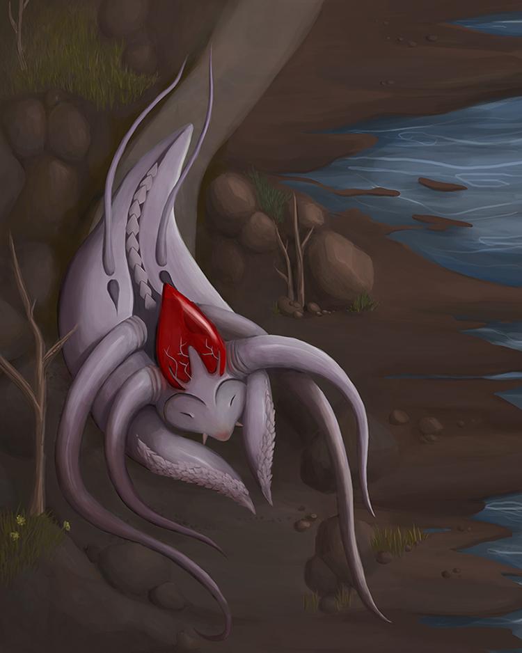 The Slug by x-BlueberryHeart-x