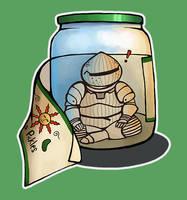 I'm in a pickle...jar