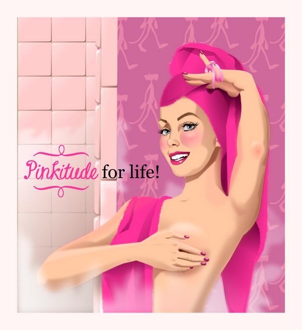 Pinkitude for life