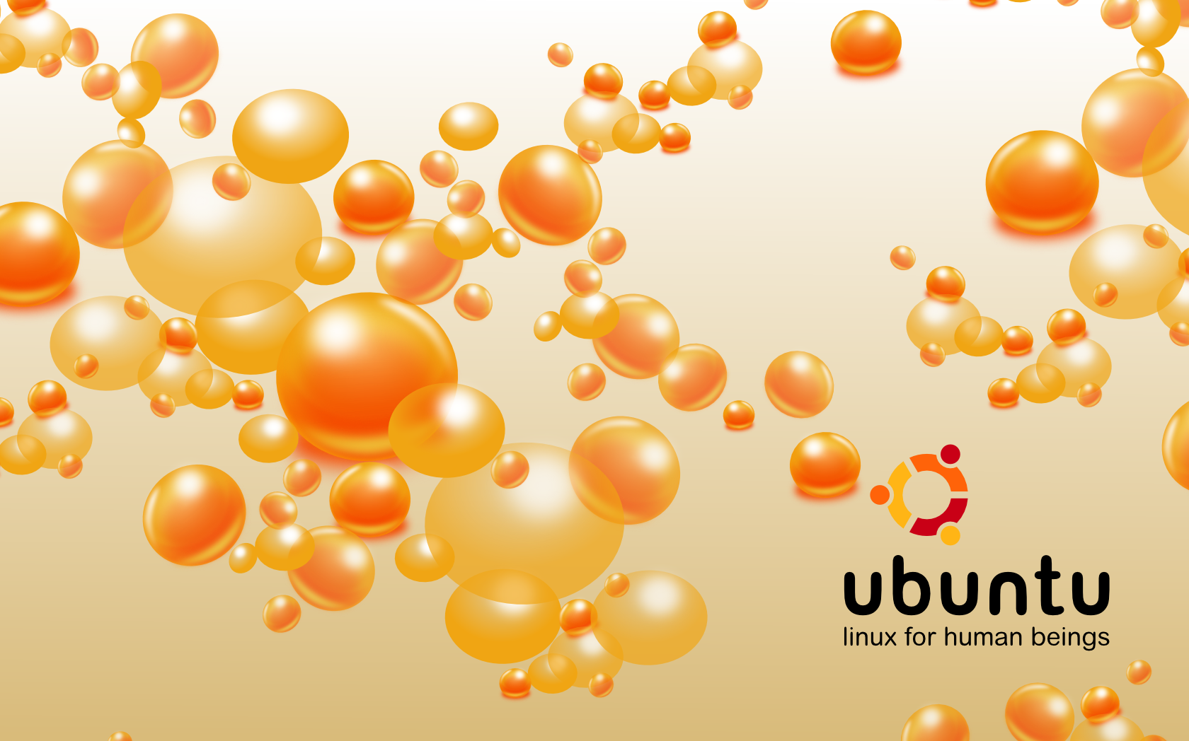 Ubuntu bubbles by QuicheLoraine