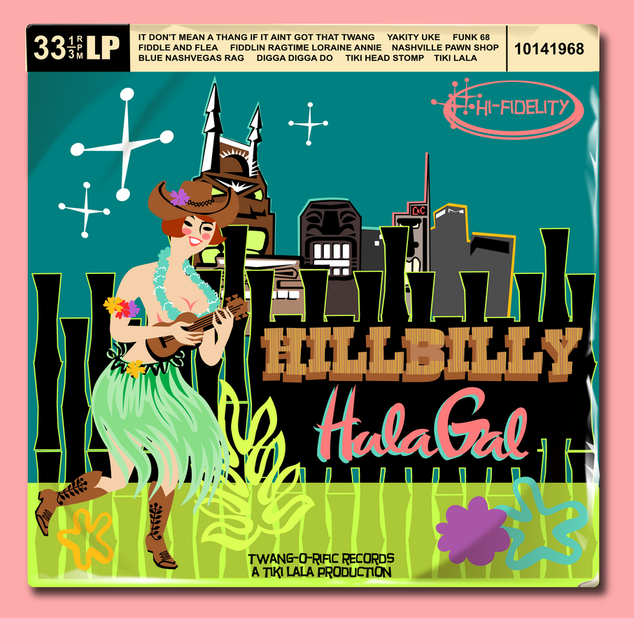 Hillbilly Hula Gal by QuicheLoraine