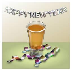 New Year by QuicheLoraine