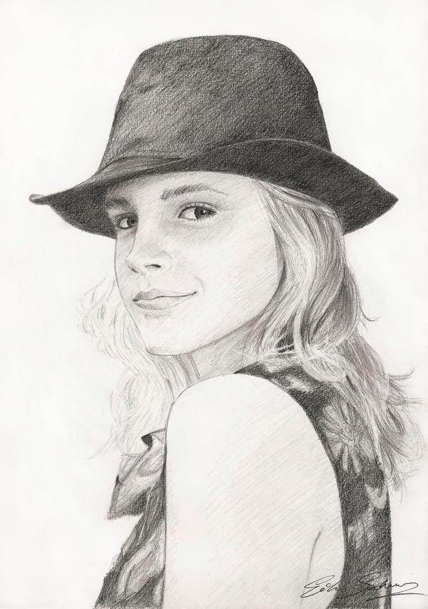 Emma Watson by steako